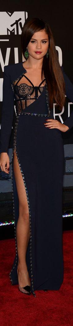 Selena Gomez 2013 VMA's - I LOVE This Gown  Entire Look She Wore! -ShazB