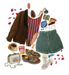 """pleasantries"" by abundanceoffreckles ❤ liked on Polyvore featuring art"