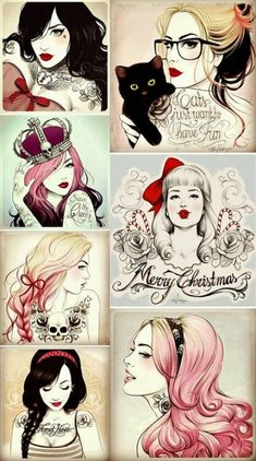 Pop Culture And Fashion Magic: Pin up girls and pin up tattoos – a short histo. - Pop Culture And Fashion Magic: Pin up girls and pin up tattoos – a short history - Pin Up Girl Tattoo, Pin Up Tattoos, Girl Tattoos, Face Tattoos, Movie Tattoos, Key Tattoos, Skull Tattoos, Tattoo Ink, Arm Tattoo