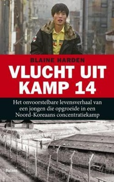 Blaine Harden, Vlucht uit kamp 14
