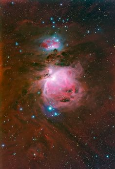 Messier 42, The Great Nebula in Orion