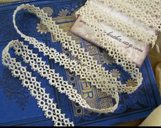 Vintage Tatted Lace