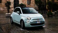 Fiat 500 Hybrid: less Italian stallion, more feeble foal Fiat 500 Sport, Best Hybrid Cars, Fiat 500e, Car Websites, New Fiat, Fiat Cars, Drag Racing, Auto Racing, Diesel Cars