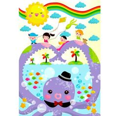 Vianna Valentina - professional children's illustrator