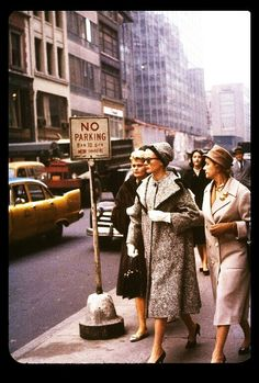 Grace Kelly out in New York