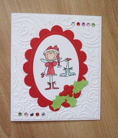 Kika's Designs : Christmas in July! - Day7