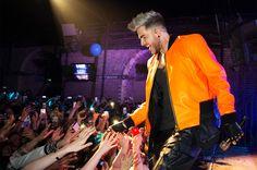 Adam Lambert at G-A-Y
