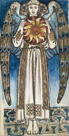 angels in pre-Raphaelite art - Google Search