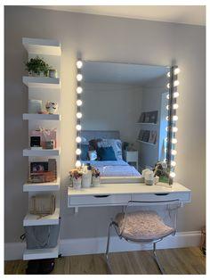 Room Design Bedroom, Room Ideas Bedroom, Ikea Girls Bedroom, Small Girls Bedrooms, Teenage Girl Bedrooms, Teenage Girl Bedroom Designs, Bedroom Decor For Teen Girls, Girls Bedroom Ideas Teenagers, Girls Bedroom Decorating