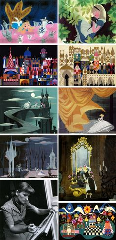 Mary Blair, the Disney years.