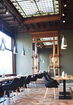 Good Bakery  Bistro Interior Design And Custom Made Furniture In Belgium By  Willion.hu