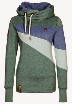 Naketano Willi II Hoodie Hoody Sweater Damen Womens(Forrest Melange,M)  Naketano Amussen I like this one! 63328c0e51