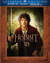 Resenha: O HOBBIT: UMA JORNADA INESPERADA - Edição Estendida (Blu-ray 2D+3D)