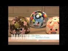 Nutcase Helmets seen on Martha Stewart Martha Stewart, Helmets, Tv, Celebrities, Movies, Hard Hats, Celebs, Films, Television Set