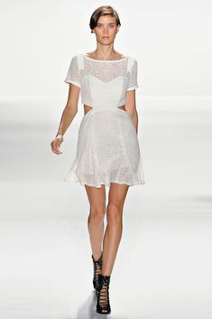 Rebecca Minkoff Spring 2012 Ready-to-Wear Collection Photos - Vogue