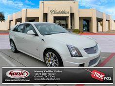 New 2013 CADILLAC CTS-V Wagon  For Sale   Dallas, Plano, Garland TX $70,911 save $3,724!