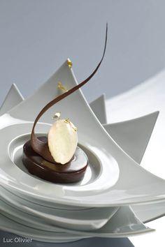 Pâtisserie #plating #presentation