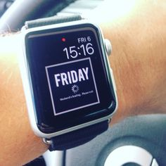 Friday!!!! :) - New Apple Watch Custom face. Check website in bio to download.  #applewatch #applewatchface #applewatchfaces #applewatchcustomfaces #wallpaper #applewatchhwallpaper #watchface #watchos2 #watchos #apple #applestore #appstore #iphone #iphone5 #iphone5s #iphone6 #iphone6plus #iphone6s #iphone6splus #ipad #iphoneonly #applewatchsport #applewatchedition #friday #loading by applewatchcustomfaces