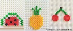 DIY strijkkralen patroon maken : Moodkids