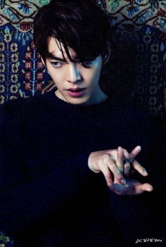 Woo Bin for THE STAR magazine (March 2014)