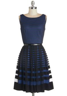 Reservations for Romance Dress #modcloth
