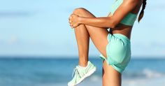 These exercises help you to increase flexibility and strengthen the muscles around your knee, preventing the dreaded runners knee.