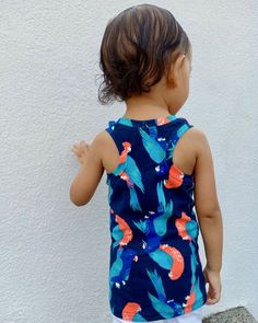@5outof4patterns posted to Instagram: I love this tank top! It's so cute! It was made with the Kids' Taylor Racerback Tank, Tunic, and Dress pattern. The Kids' Taylor can be a traditional racerback or a gathered racerback. There are even optional pockets in the dress length! Link in bio #5outof4patterns #pdfsewingpatterns #5oo4 #pdf #isew #sewcialists #handmadewardrobe #sewing #sew #sewingproject #fabric #sewingforkids #sewingforboys #sewingforgirls #handmadeclothing #isewmyownclothes #sewin Sewing Patterns For Kids, Sewing For Kids, Handmade Clothes, Racerback Tank, Sewing Projects, Cold Shoulder Dress, Tunic, Pockets, Traditional