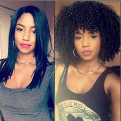 Beautiful Straight HairStyles for Black Girls!Do you want have same gorgeous hair? How To Grow Natural Hair, Natural Hair Tips, Natural Hair Journey, Natural Hair Styles, Going Natural, Natural Curls, Remy Human Hair, Human Hair Wigs, Weave Hairstyles