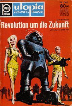 Utopia (German Science Fiction Magazine)