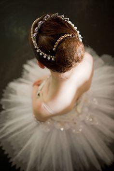 Beautiful Ballerina Photograph!