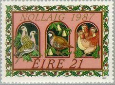 ◇Ireland  1987    Scenes from the Bible