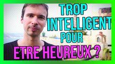 Peut-on être TROP intelligent pour être heureux ? : https://www.youtube.com/watch?v=JT-qfi1PaO8 :) #intelligent #heureux