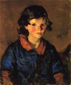 Mary Ann Caferty - Robert Henri