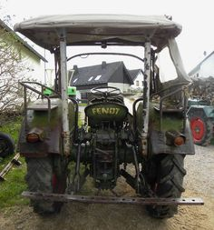 farmer 2 mit gummiwagen fendt oldtimer forum oldtimer. Black Bedroom Furniture Sets. Home Design Ideas