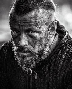 ViKings ~ Peter Franzén as King Harold Finehair