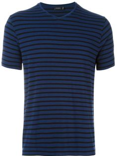JIL SANDER Striped T-Shirt. #jilsander #cloth #t-shirt