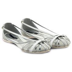 ADIDAS BY STELLA MCCARTNEY - Asheni Shoes (Metalsilver/White Chalk)