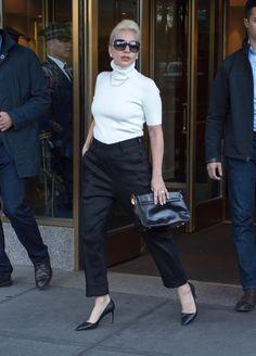 Lady GaGa - NYC Nov. 4th 2015
