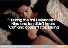 And of course I would come across this after they are already not together in real life anymore. Ughhh.