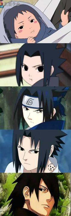 He's had the fuck you face since birth XD Uchiha Sasuke