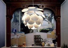 #excll #дизайнинтерьера #решения Выбор осветительных приборов настолько же важен как и их применение.
