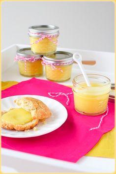 Lemon Curd, Crema Untable de Limón