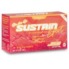 Sustain: Favorite rehydration drink during and after a workout...or whenever!