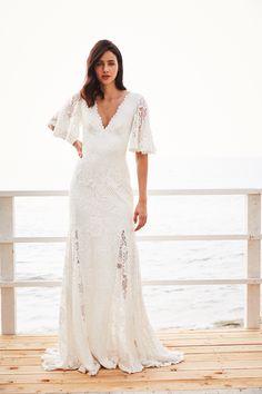 340502a07a9  TadashiShoji  TadashiShojiBridal  BridalFW18  Wedding  Bride  BridetoBe  Designer Cocktail Dress