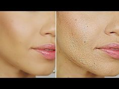How To Stop Foundation from Separating, Caking, Creasing, Getting Oily, Rubbing off Your Nose e - YouTube