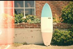 Neapolitan surf board