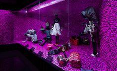 'Louis Vuitton - Marc Jacobs' exhibition at Musée des Arts Décoratifs, Paris.