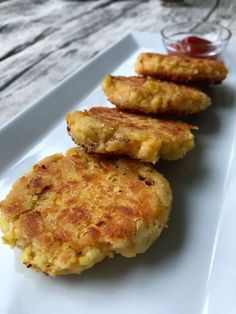 Best Ever Chickpea Cakes: Except for oil, combine all ingredients in a large bowl until well mixed. Except for oil, combine all ingredients in a large bowl until well mixed. Heat pan to medium heat and add oil to pan. When hot, add chickpea cakes . Vegetable Dishes, Vegetable Recipes, Vegetarian Recipes, Healthy Recipes, Vegan Chickpea Recipes, Garbanzo Bean Recipes, Healthy Food Blogs, Chickpea Cakes, Chickpea Patties