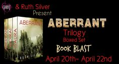 Book Butterfly in Dreamland: Aberrant Trilogy Boxed Set by Ruth Silver Book Bla...