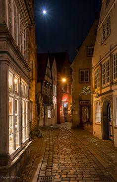 Bremen, Germany - historical old town by Silke Tüxen on 500px